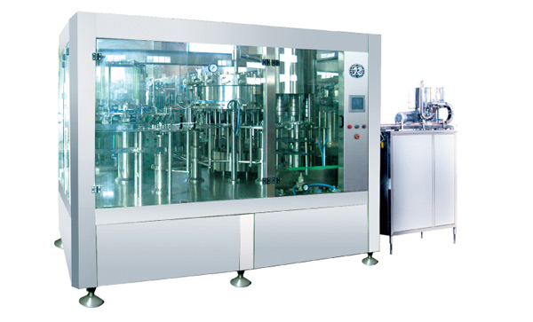 JR18-18-6D 5000B/H Washing Filling Capping Machine (3-in-1)