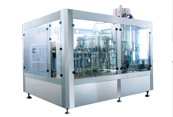 JR24-24-8D 8000B/H Washing Filling Capping Machine (3-in-1)