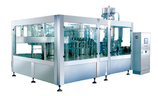 JR40-40-10D 15000B/H Washing Filling Capping Machine (3-in-1)