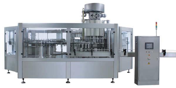 JR60-60-15D 22000B/H Washing Filling Capping Machine (3-in-1)