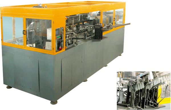 Full-automatic Blowing Machine (one-driven-two)