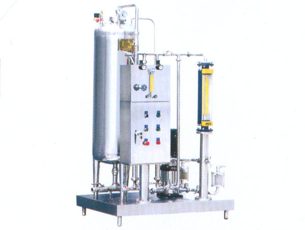 QHS Single-barrel Mixer