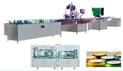 fully automatic carton box packaging machine (cartoning
