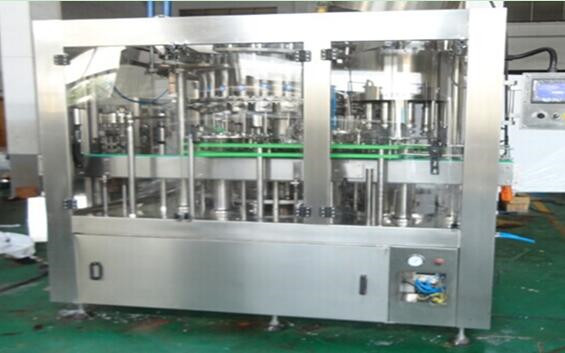 beer can liquid filling machine - topfillers