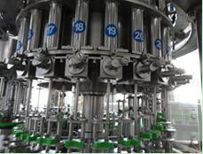 factory price aseptic cold filling machine for bottle with