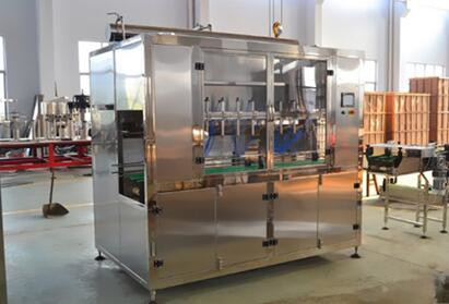 beer filling machine the 8 shooter - martin robotics