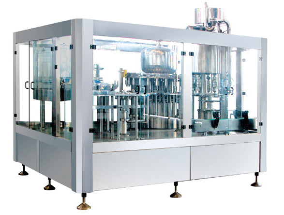 mineral water cup filling and sealing machine/cup water filling