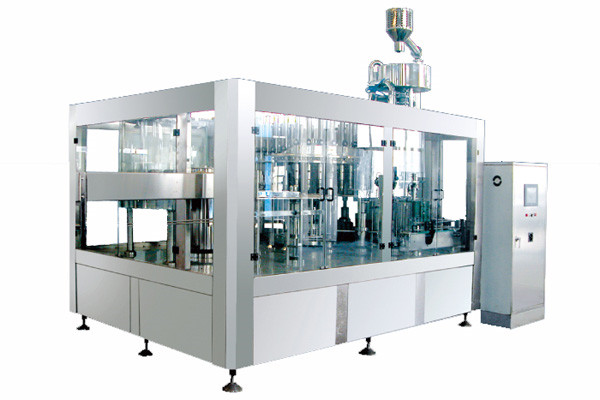 multifunctional aseptic juice filling machine with low