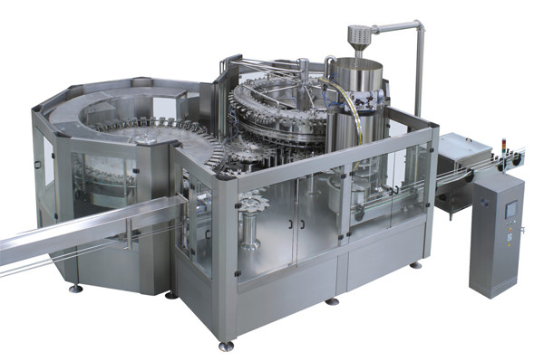 china brick shape carton aseptic filling machine (bz