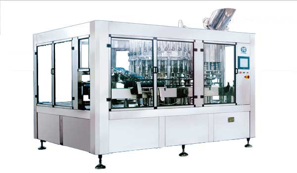 mineral water packaging machine - manufacturer from surat