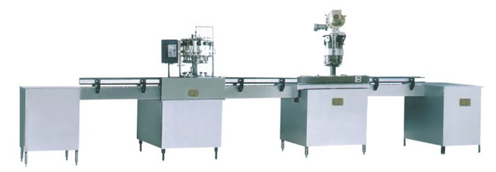 rotary type carbonated drink bottle filling machine, soda