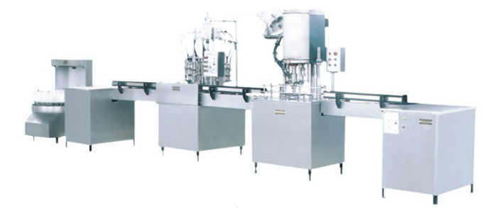 20-40bags/min washing powder production line, view
