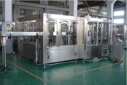 economic liquid detergent&shampoo production line filling screw